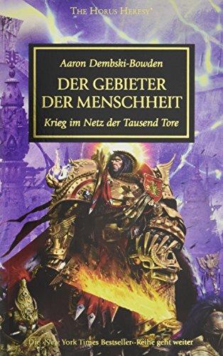 Dembski-Bowden, A: Horus Heresy/ Gebieter der Menschheit