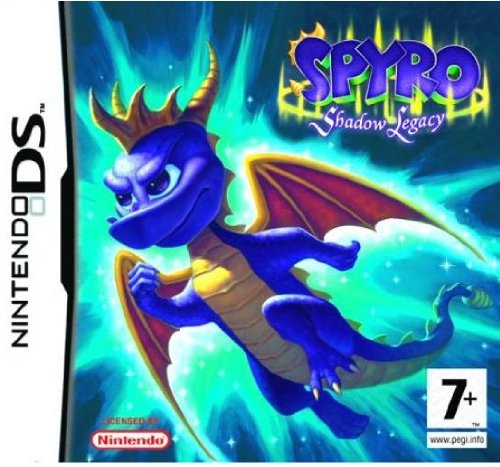 Spyro - Shadow Legacy - [Nintendo DS]