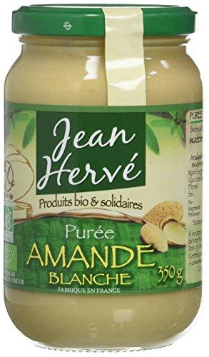 Jean Hervé Purée D'amande Blanche Bio 350 G JH9