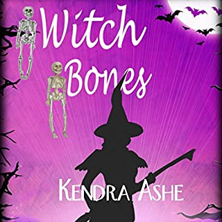 Witch Bones audiobook cover art