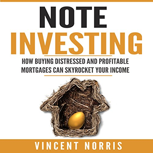 Note Investing audiobook cover art