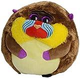 TY Beanie Ballz Charlie Baboon Plush, Medium