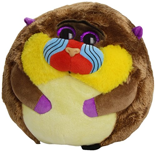 Ty - Peluche Bola Mono Mandril, 23 cm (United Labels 38554TY