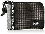 Vans Ss20 VANS Bolsa Cartera, OS, Blanco y Negro (Multicolor) - VN0A3HZXY281