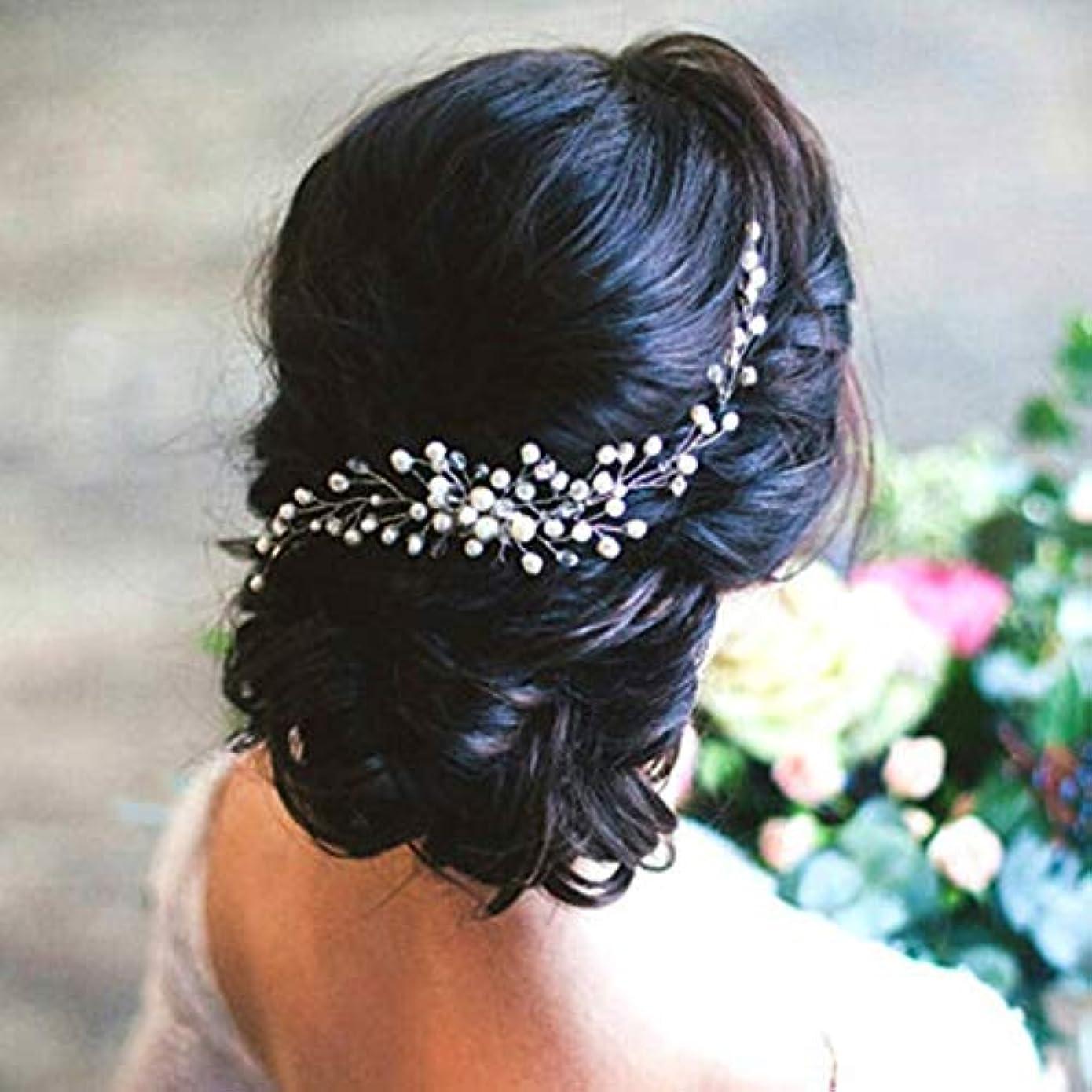 バタフライ層栄光Hairpinheair YHMブライダルヘア飾りファッションヘアウェアウェディングヘアアクセサリーコームヘッドピースヘッドドレスヘッド装飾ピン