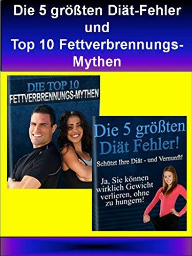 Die 5 größten Diät-Fehler und Top 10 Fettverbrennungs-Mythen: Es ist nie leicht, eine Diät durchzuhalten, denn es gibt ein paar Fallen, die einen aus der Bahn werfen können.