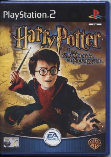 Electronic Arts Harry potter e la camera dei segreti, PS2