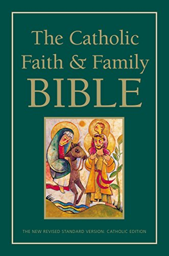 NRSV, The Catholic Faith and Family Bible, Paperback