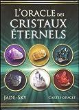 L'oracle des cristaux éternels - Cartes oracle
