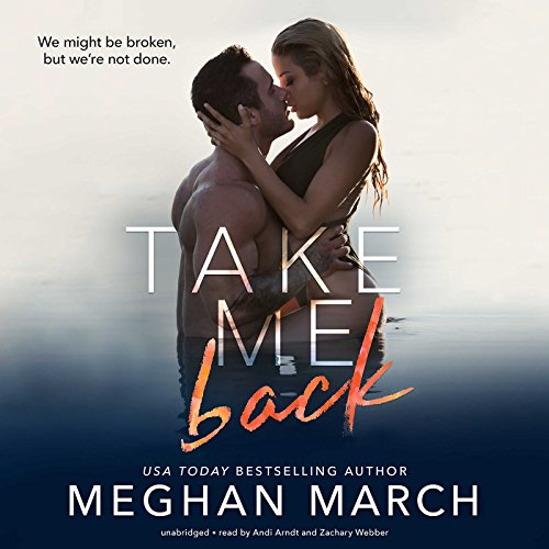 Take Me Back audiobook cover art