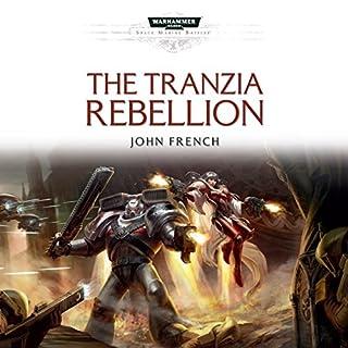 The Tranzia Rebellion cover art