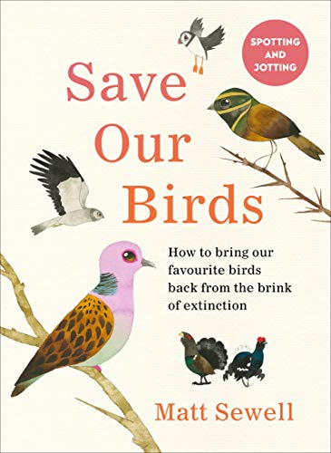 Save Our Birds: How to bring our favourite birds back from the brink of extinction (English Edition)