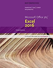 New Perspectives Microsoft Office 365 & Excel 2016: Comprehensive PDF