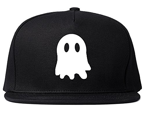 Kings Of NY Ghost Chest Mens Snapback Hat Cap Black