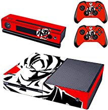 Xbox One Skin Set - Dragonball Z HD Printing Skin Cover Protective for Xbox One Console, Kinect & 2 Controller by Mr Wonderful Skin