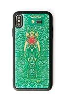 FLASH EVA01 基板アート iPhone XS Max 緑