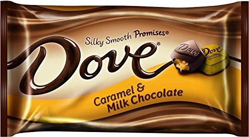 Dove Silky Smooth Promises ~ Caramel & Milk Chocolate ~ 7.94oz