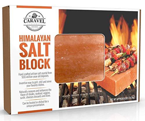 Himalayan Salt Grill Brick