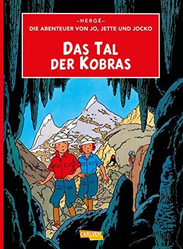 Die Abenteuer von Jo, Jette und Jocko 5: Das Tal der Kobras (5)
