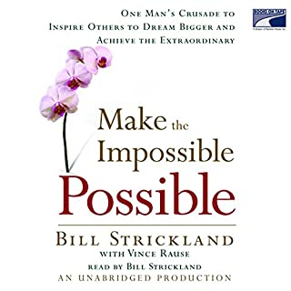 Make the Impossible Possible audiobook cover art