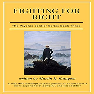 Fighting for Right audiobook cover art