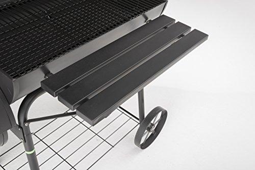 Landmann - 11402 - Barbecue Fumoir Tennessee 200 , Noir