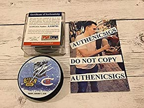 Brendan Gallagher Autographed Signed 2016 Winter Classic Canadiens Hockey Puck - PSA/DNA
