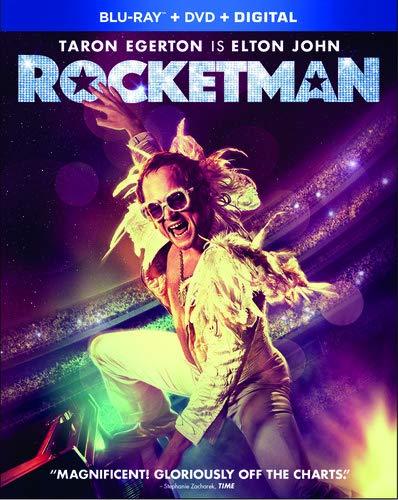 Rocketman (2 Blu-Ray) [Edizione: Stati Uniti] [Italia] [Blu-ray]