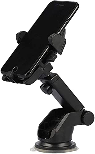 discount 360° Universal Vehicle sale Phone Cradle, Steady and Safe Phone Holder on Dashboard, Windshield, Side Window, and outlet sale Office Use, Multi-Angle Rotatable Flexibility and Massive Mobile Phone Compatibility outlet online sale