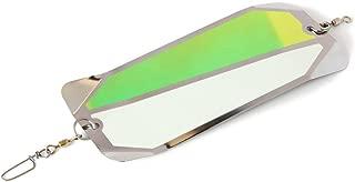 Peetz Flasher - 'Stryke Zone' | Handcrafted, Premium Quality | Stainless Steel, UV Mylar, Swinging Action