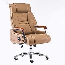 HCCHZR Ergonomic Office Swivel Chair, Adjustable Computer Chair, Recliner, Massage Chair, Single Sofa, Arm Chair, Desk Cha...