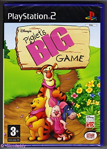 Piglet's Big Game (PS2) [PlayStation2]