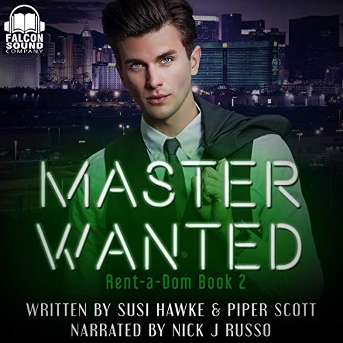 Master Wanted  audiobook cover art