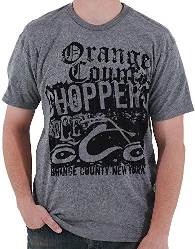 OCC Orange County Choppers T-Shirt Tri-Blend Grey-S