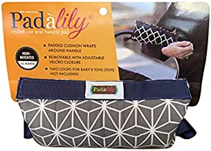 Original Baby Car Seat Cushion Arm Handle Pad for Infant Carrier Handle