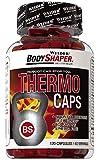Body Shaper Thermo Caps - 120 Caps
