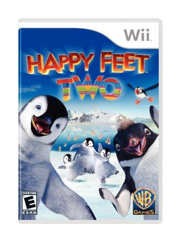 Warner Bros Happy Feet Two - cajas de video juegos y accesorios
