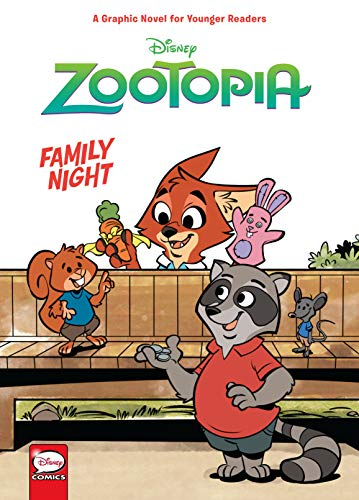 Disney Zootopia: Family Night (Younger Readers Graphic...