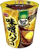 タテ型 飲み干す一杯 味噌バター味ラーメン 67g ×12食