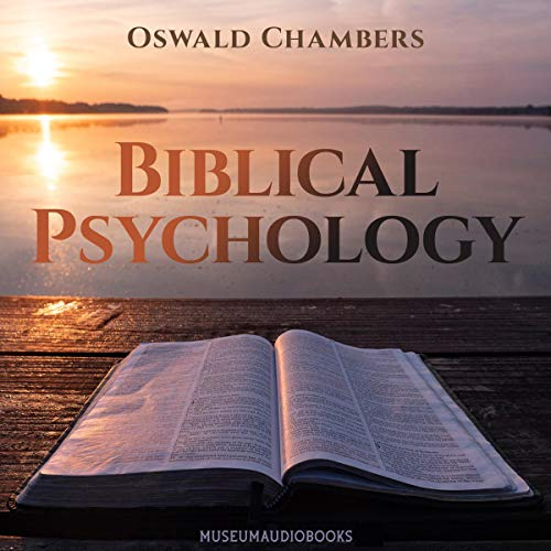 Biblical Psychology  By  cover art