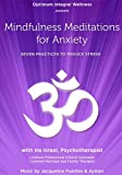 Mindfulness Meditations for Anxiety: Seven [DVD] [2013] [Region 1] [US Import] [NTSC]