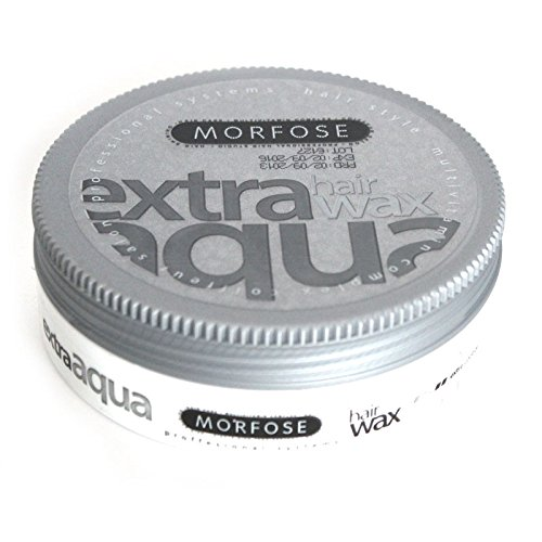 Morfose Ultra Aqua Hair Wax 175 ml (Aqua Scented) by Morfose