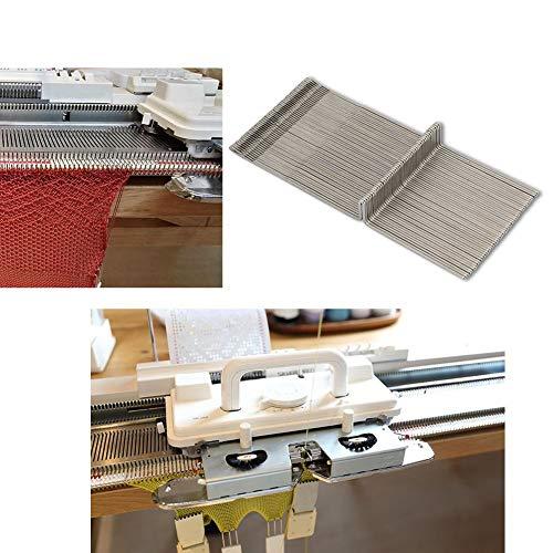 HEEPDD 50 delen/set breimachine naald pullover wol garen breistaal naalden set geschikt voor SK218 SK280 SK580 SK840 SK325 SK360
