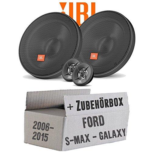 Lautsprecher Boxen JBL 16cm System Auto Einbausatz - Einbauset für Ford S- JUST SOUND best choice for caraudio