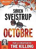 Octobre - Livre audio 2 CD MP3 - Audiolib - 09/10/2019