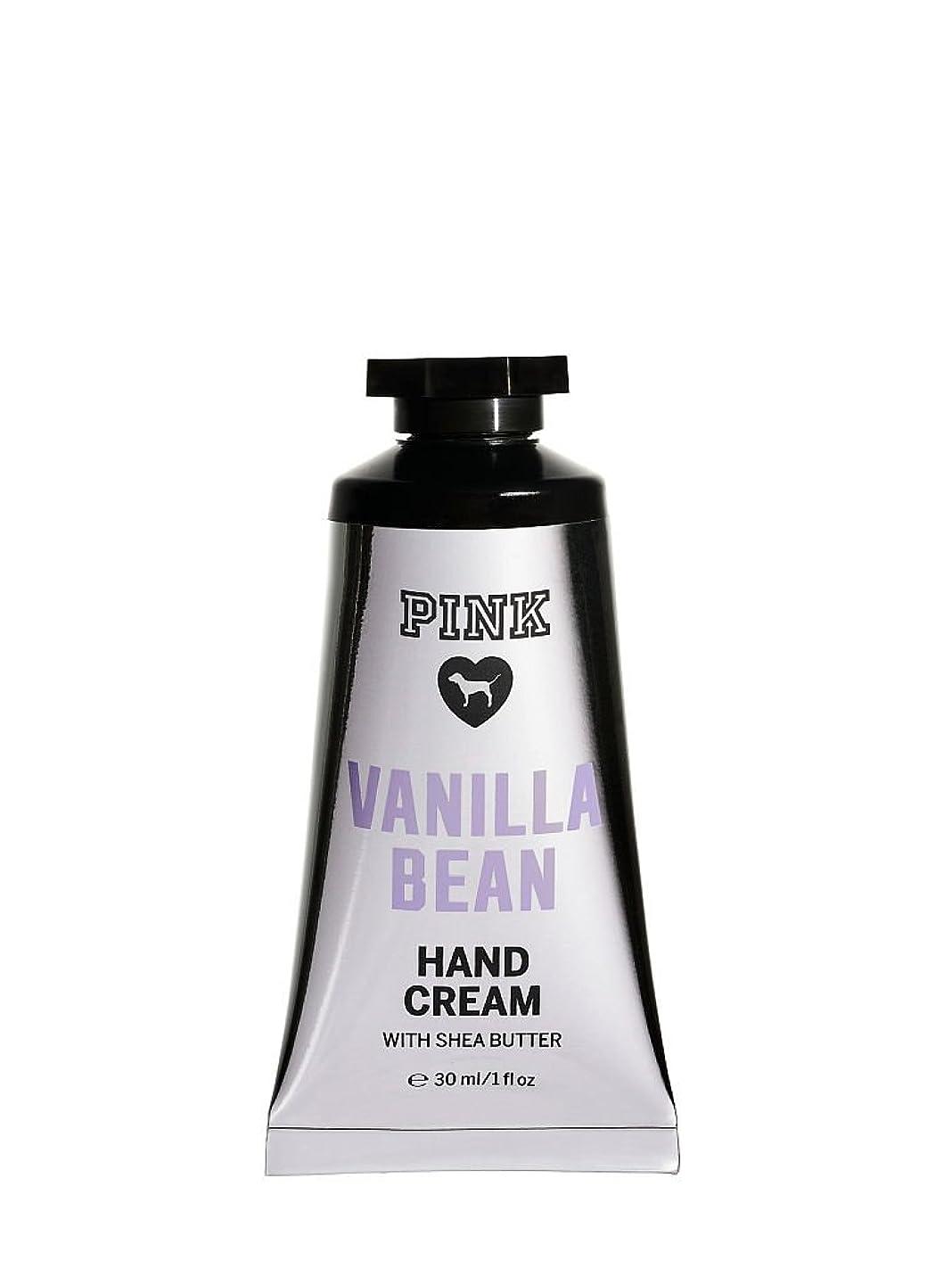 エレベーター行列入り口VICTORIA'S SECRET ヴィクトリアシークレット/ビクトリアシークレット PINK バニラビーンズ ハンドクリーム/PINK HAND CREAM [並行輸入品]