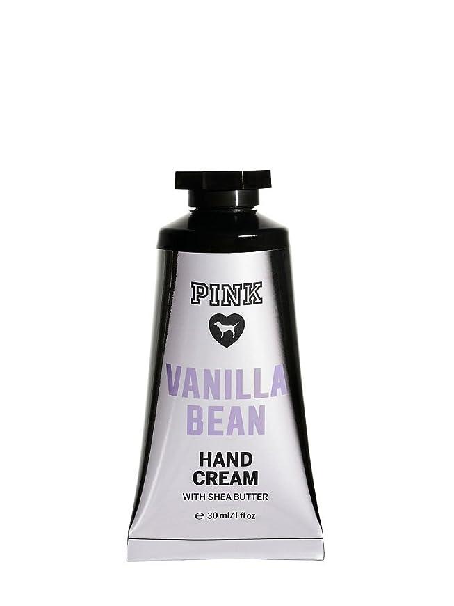 間違いなく端免除VICTORIA'S SECRET ヴィクトリアシークレット/ビクトリアシークレット PINK バニラビーンズ ハンドクリーム/PINK HAND CREAM [並行輸入品]