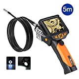 Potensic Digital Endoscope Borescope with Waterproof CMOS Camera and 3.5...