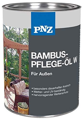 PNZ Bambuspflege-Öl W, Gebinde:0.75L, Farbe:hellbraun