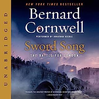 Sword Song audiobook cover art
